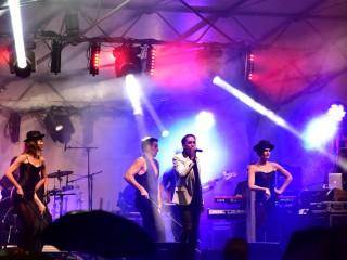 Jean-François Valence – Festival «Nuit Blanche», Dannemarie