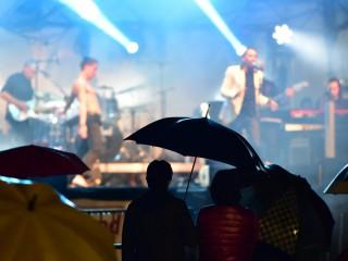 Jean-François Valence et les parapluies de Dannemarie…