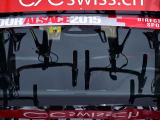 Team Roth-Škoda, reflets.