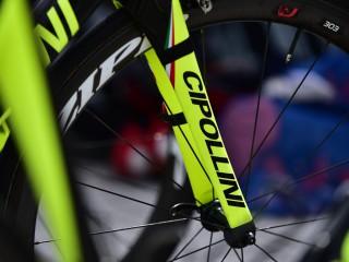 Vélo Cipollini, détail…