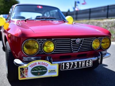 Alfa-Roméo 2000 GTV Bertone