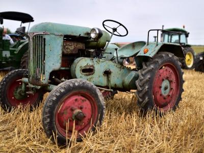 Tracteur Normag dans son jus – Rassemblement  ARAMAA, Reiningue, Alsace