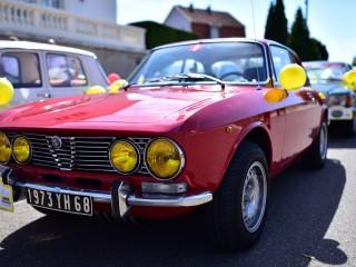Alfa Roméo 2000 GTV Bertone