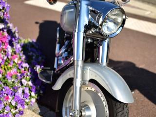 Harley-Davidson – Chromes rutilants