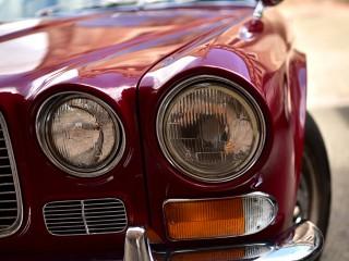 Jaguar XJ – Gros plan
