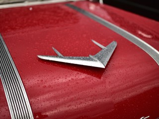 Pontiac, chromes à profusion