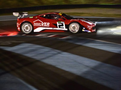 Ferrari à la corde