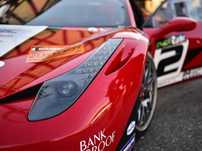 Ferrari 458, leds…