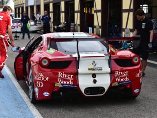 Ferrari 458, aileron XXL