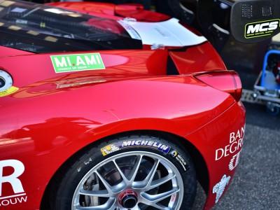 Ferrari 458 high-tech