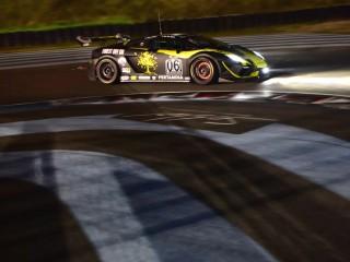 Lamborghini au freinage