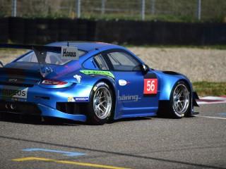 Porsche GT3 – Plan rapproché