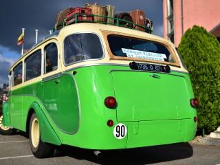 Autocar Saurer 1939, carrosserie Gangloff