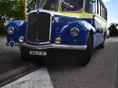 Autocars Saurer 1949, carrosserie Di Rosa