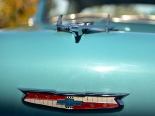 Chevrolet Bel-Air, détail