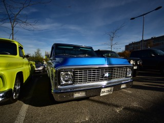 Pick-up Chevrolet C10 au 14mm