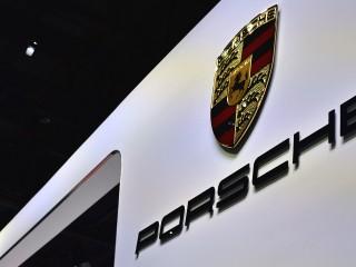Stand Porsche, Salon de Genève 2016