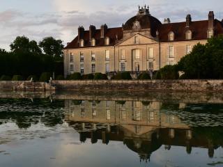Château de Fontaine-Française, Côte d'Or, Bourgogne