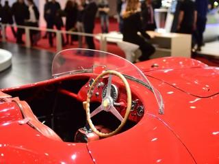 Alfa Roméo C52 Disco Volante Spyder – Carrozzeria Touring détail