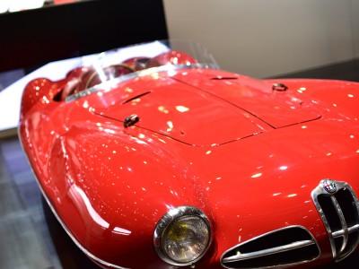 Alfa Roméo C52 Disco Volante Spyder – Carrozzeria Touring vue avant
