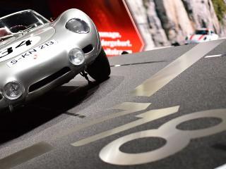 Porsche 718 RS 60 vue de face