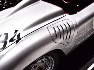 Porsche 718 RS 60, «branchies»