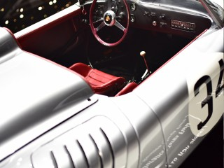 Porsche 718 RS 60 dans les étoiles