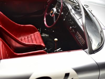 Porsche 718 RS 60, cockpit