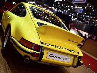 Porsche 911 Carrera RS 2.7, voiture mythique