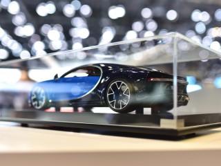 Bugatti Chiron, miniature…