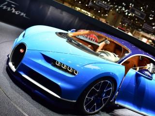 Bugatti Chiron, regard…