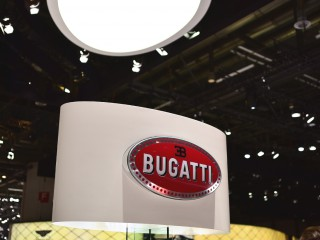 Salon de Genève 2016, Stand Bugatti