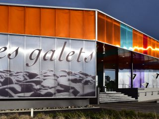 Salle Les Galets, Chalampé, Haut-rhin