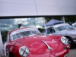 Porsche 356 Historic Road Car