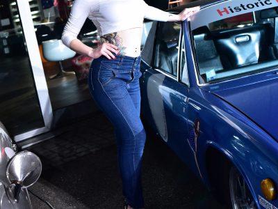 Blue Jeans et Porsche 914