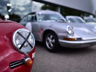 Porsche 356 et Porsche 912 Historic Road Car