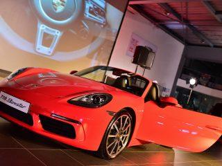 Clap de fin sur la Porsche 718 Boxster