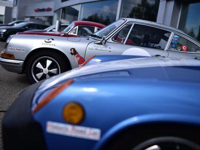Focus sur la Porsche 912 Historic Road Car