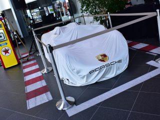 Surprise Porsche