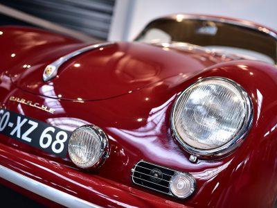 Porsche 356 Centre Porsche Mulhouse