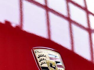 Blason Porsche