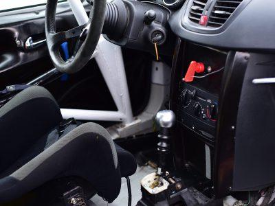 Cockpit Peugeot 207 RC