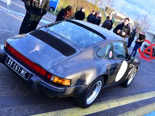 Porsche 911 Historic Road Car