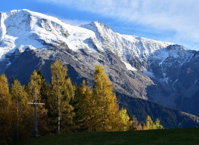 Les Dômes de Miage, Haute-Savoie